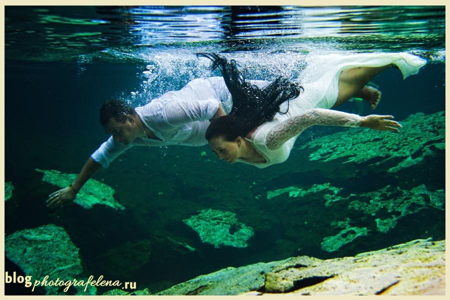 подводная фотосъемка жанр