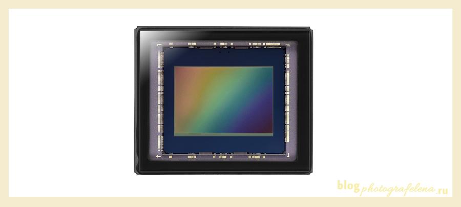 матрица фотоаппарата фото