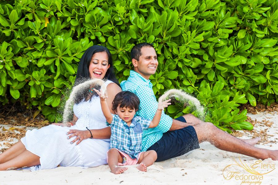 как позировать для семейной фотографии