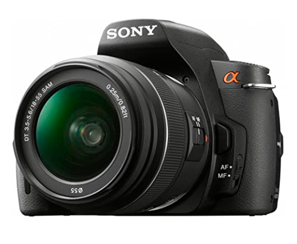 фотоаппарат dslr sony a390
