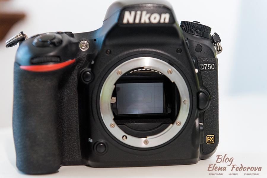 фотоаппарат dslr матрица