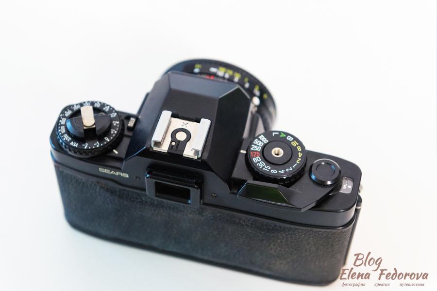 фотоаппарат slr управление